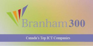 Indellient is part of the Branham 300. ranham300 is the best-known and most widely referenced listing of Canada's top public and private Information and Communications Technology (ICT) companies