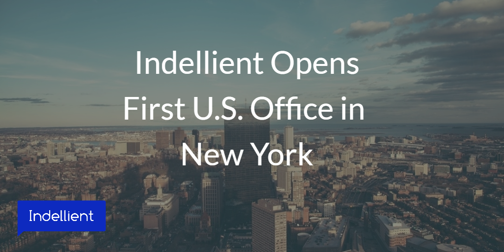 Indellient opens office in United States