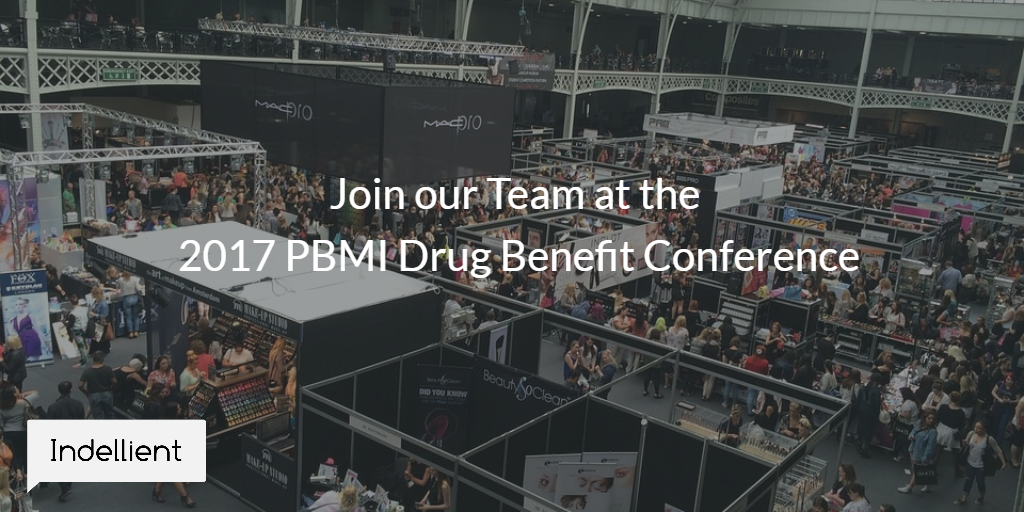 Indellient to exhibit at 2017 PBMI Drug Benefit Conference