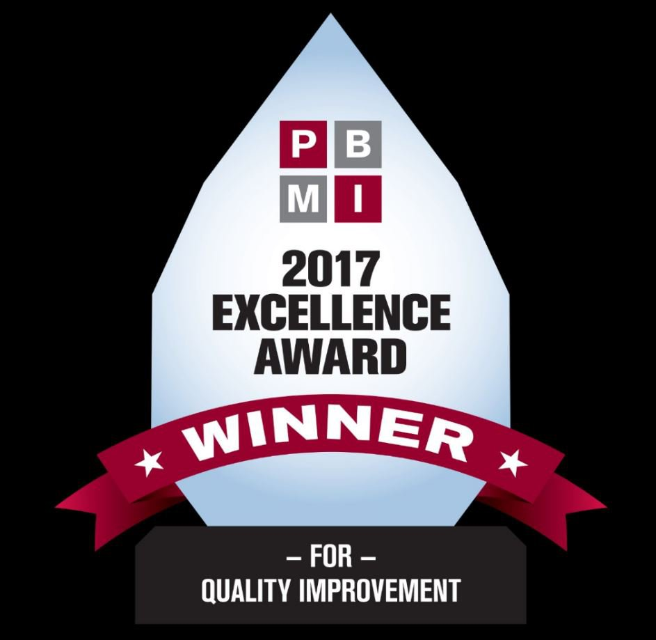 PBMI Award Icon