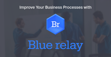Blue Relay Image