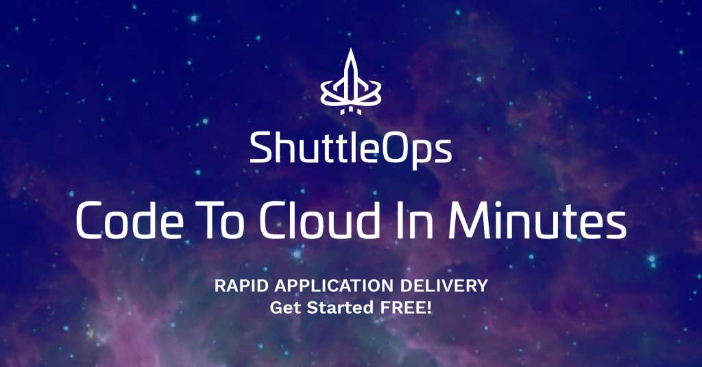 Code to Cloud ShuttleOps