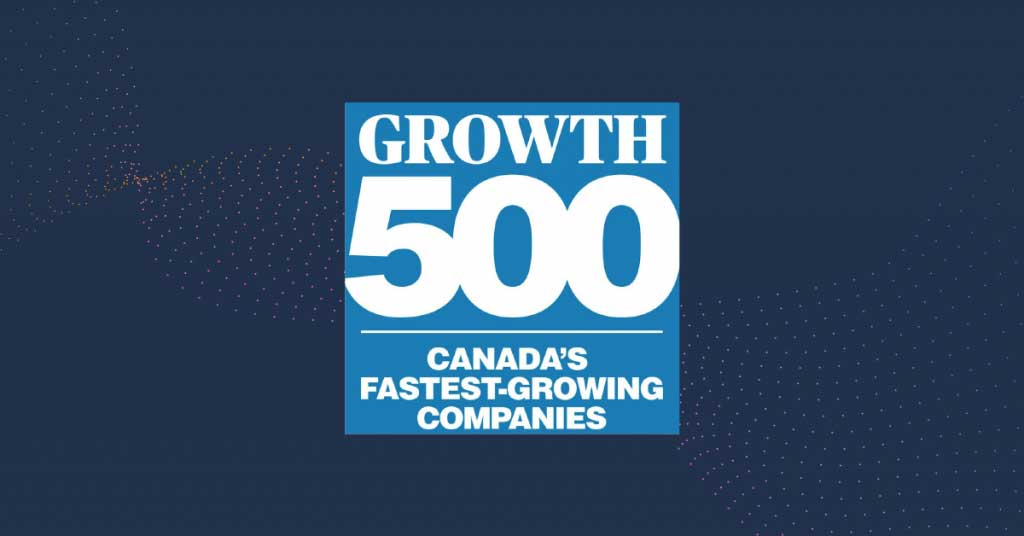 Image for the Growth 500 Canada's Fastest-Growing Companies