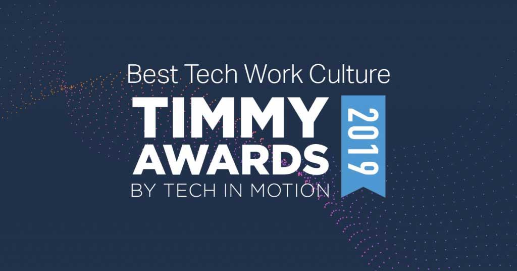 2019 Timmy Awards Logo