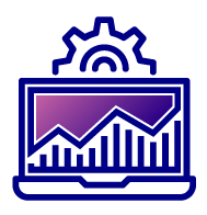 icon for ai analystics