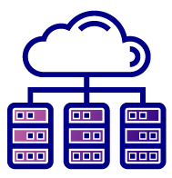 Icon for cloud application