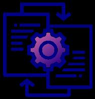 icon for file process