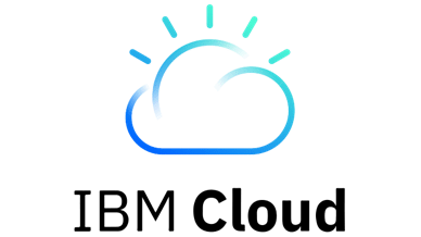 Logo for IBM Cloud