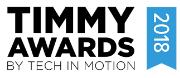 Timmy Awards 2018 logo