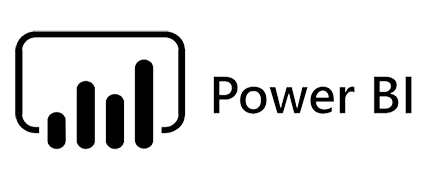 Logo for Power BI