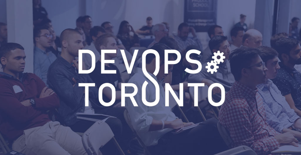 Event image used for the Devops Toronto event