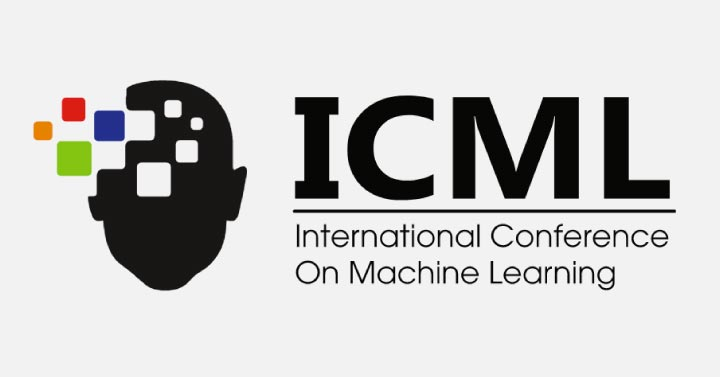 Internationl Conference on Machine Learning Logo