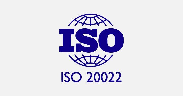 ISO 20022 Logo