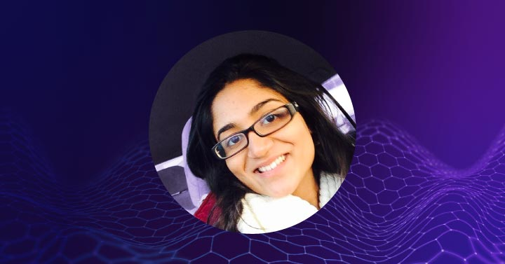 Employee Spotlight: Radhika Krishnan, Full Stack Developer